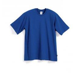 T-shirt 100% coton bleu roi
