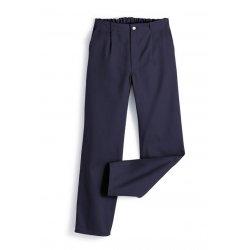 Pantalon de travail marine 100% coton-BP-