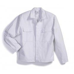Veste de travail blanche peintre 100% coton avec poches-BP-