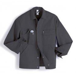 Veste de travail 100% coton gris foncé