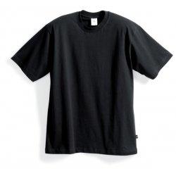 T-shirt 100% coton noir