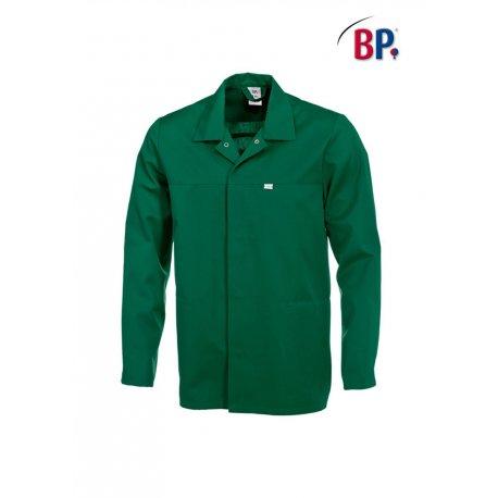 Veste de travail 65% coton 35% polyester vert-BP-