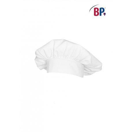 Toque Pizzaiolo blanche -BP-