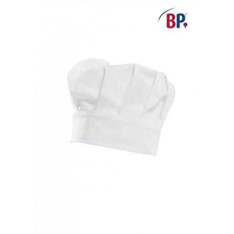 Toque Petit Chef blanche 100% coton -BP-
