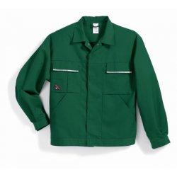 Veste de travail 65% polyester 35% coton vert