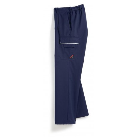 Pantalon de travail marine polycoton avec poches-BP-