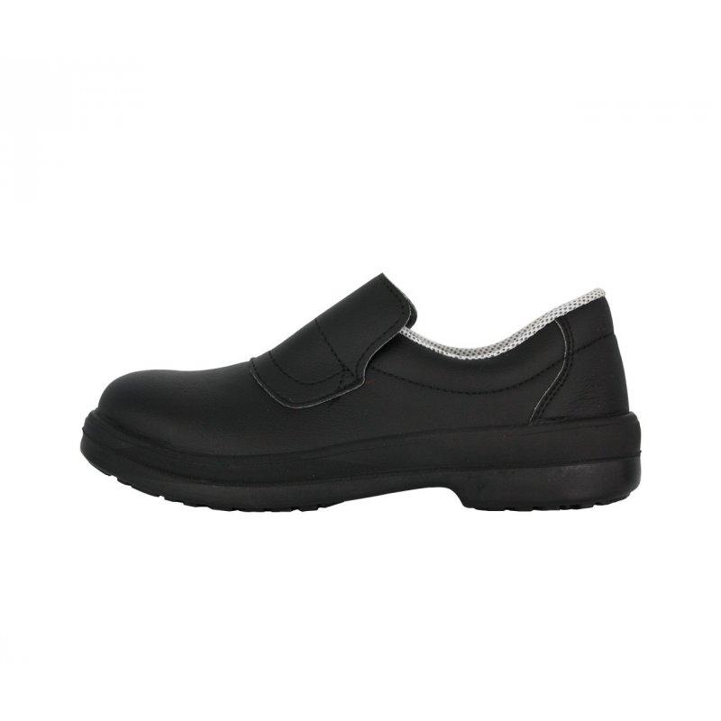 Chaussures de cuisine noire s curit - Chaussure de securite cuisine ...