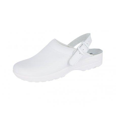Sabot Médical blanc Mixte léger et confortable-NORDWAYS-