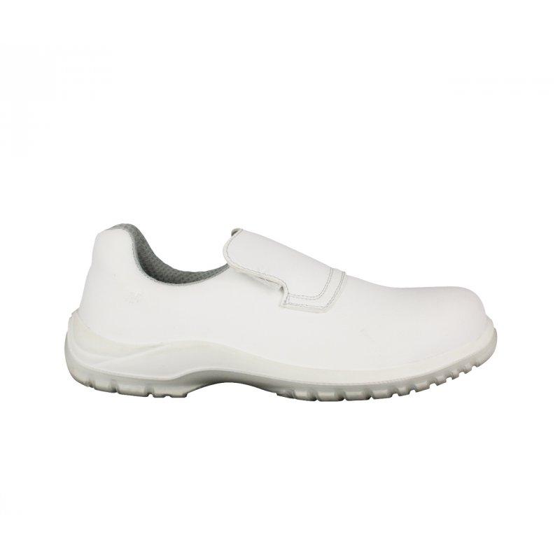 Chaussure de cuisine blanche - Chaussures de cuisine ...