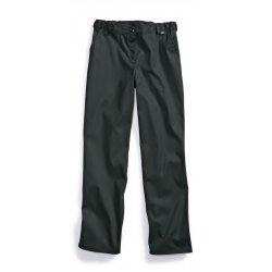 Pantalon de cuisine femme noir coupe jean -BP-