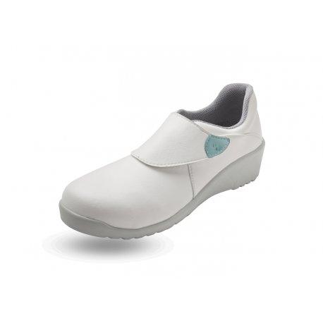 Chaussure de Cuisine Blanche pour Femme-NORDWAYS-