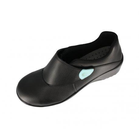 Chaussure de Cuisine pour Femme Modèle SOPHIE en Noir