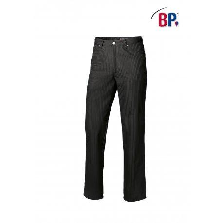 Pantalon de service homme polycoton coupe jean-BP-