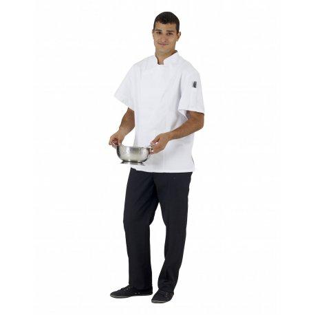 Veste de Cuisine Homme avec poche stylo