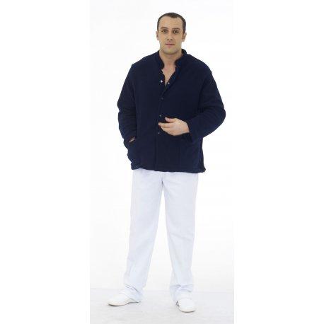 Veste Polaire Bleu Marine mixte -REMI-