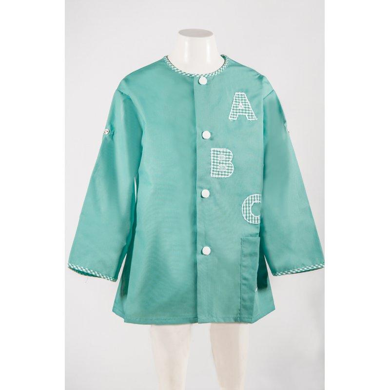 blouse cole verte blouse d 39 colier vert pour gar on. Black Bedroom Furniture Sets. Home Design Ideas