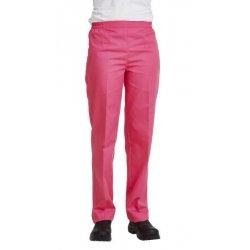 Pantalon Médical rose pour femme-REMI-