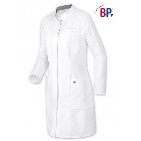 Blouse Laboratoire pour Femme polycoton empiècement srech-BP-
