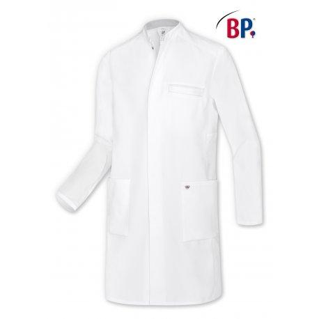 Blouse de Laboratoire homme polycoton et élastoféfine-BP-