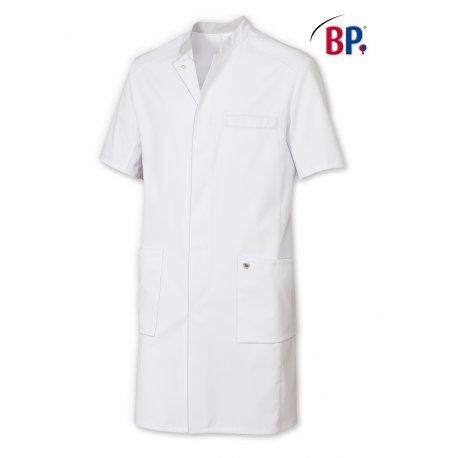 Blouse laboratoire pour homme manches courtes avec poches-BP-