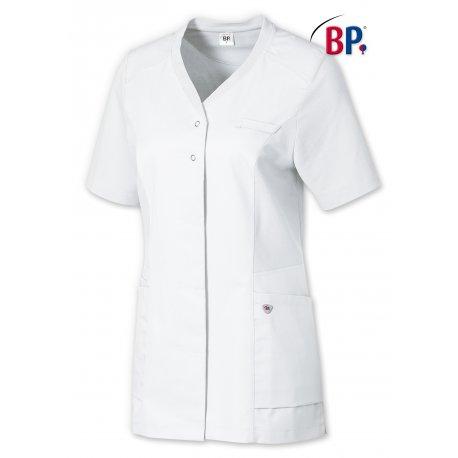 Blouse médicale femme Grand confort avec empiécement-BP-