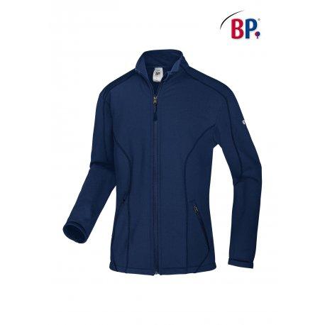 Polaire Médicale pour Homme bleu nuit polaire doux-BP-