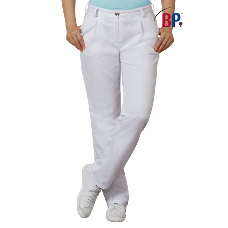 Pantalon médicale mixte avec poches-BP-