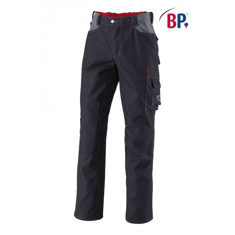 Pantalon de Travail noir très résistant-BP-