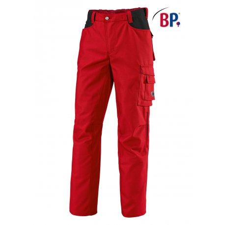 Pantalon de travail rouge très résistant-BP-