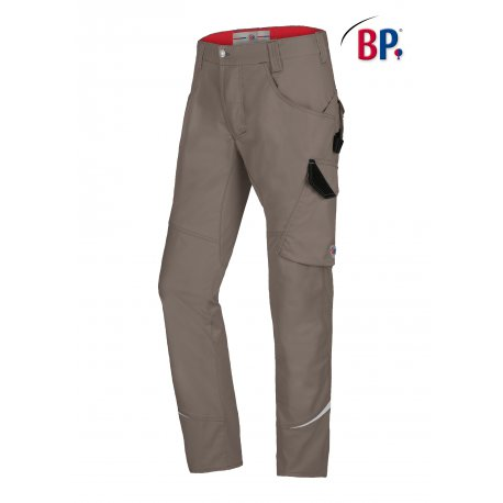 Pantalon de travail gris moyen haute qualité-BP-