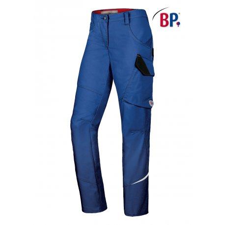 Pantalon de Travail Femme bleu roi-BP-