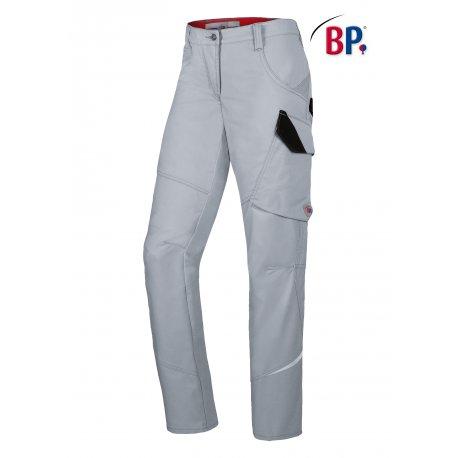 Pantalon de Travail Femme gris clair-BP-