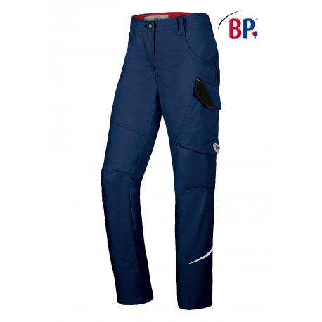 Pantalon de Travail Femme marine-BP-