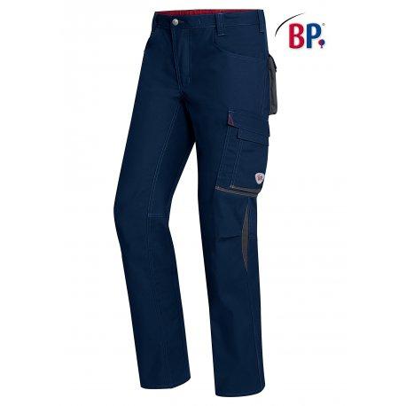 Pantalon de Travail bleu haut de gamme -BP-