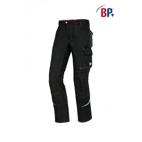 Pantalon de Travail Noir avec poches fonctionnelles-BP-