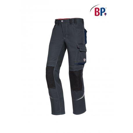 Pantalon de Travail beige avec poches fonctionnelles-BP-