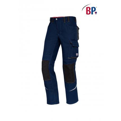 Pantalon de travail Bleu Marine avec poches fonctionnelles-BP-