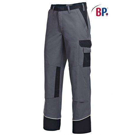 Pantalon de Travail gris robuste-BP-