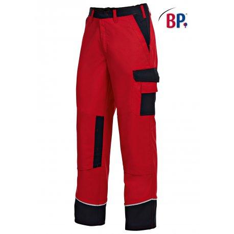 Pantalon de Travail Rouge robuste-BP-