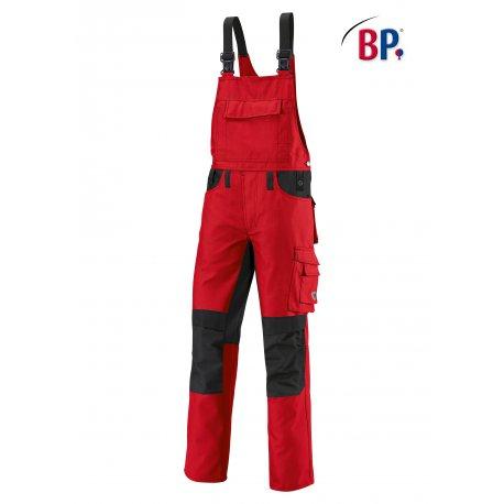 Salopette de travail Rouge très résistante-BP-