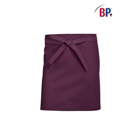 Tablier de cuisine 45 cm Couleur prune -BP-