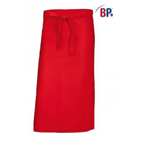 Tablier Bistrot Rouge 90 cm