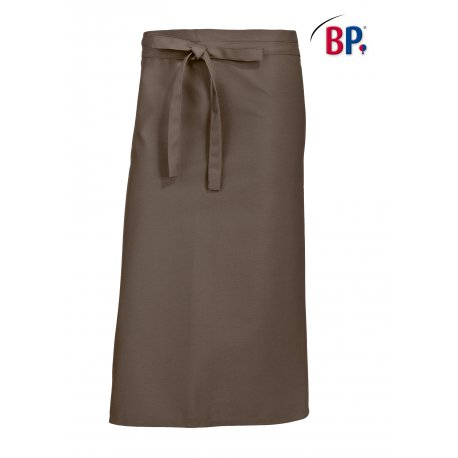 Tablier Bistro taupe 90 cm