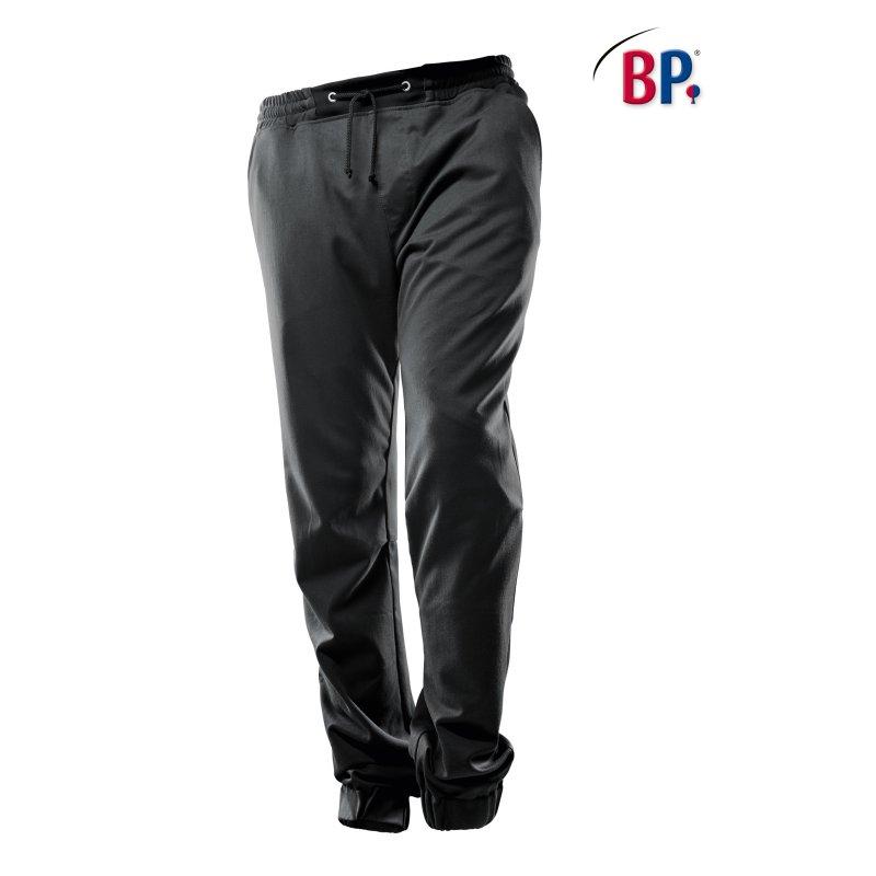 Pantalon de cuisine taille élastiquée