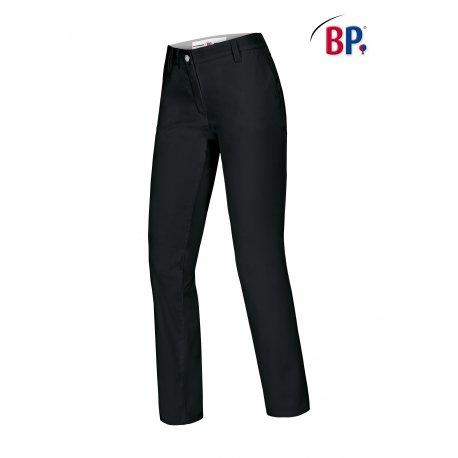 Pantalon de cuisine Femme chino noir 449f4097a801