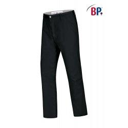 pantalon de cuisine Chino Homme Noir
