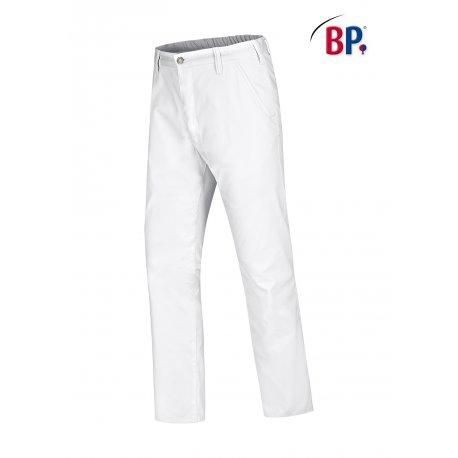 Pantalon de Cuisine Chino Homme blanc -BP-