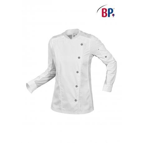 Veste de cuisine légere Grand Chef Femme manches longues-BP-