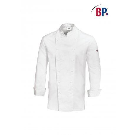 Veste de cuisine Mixte Manches longues 100% Coton-BP-