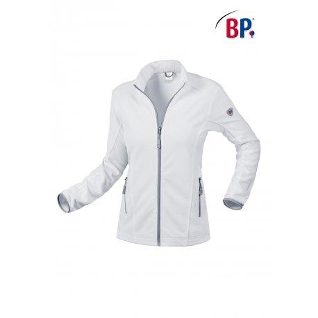 Passe Couloir Femme Couleur Blanc fermeture ZIP-BP-